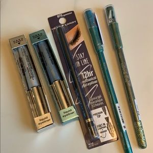 Hard Candy Eyeliner lot. All new, unopened!